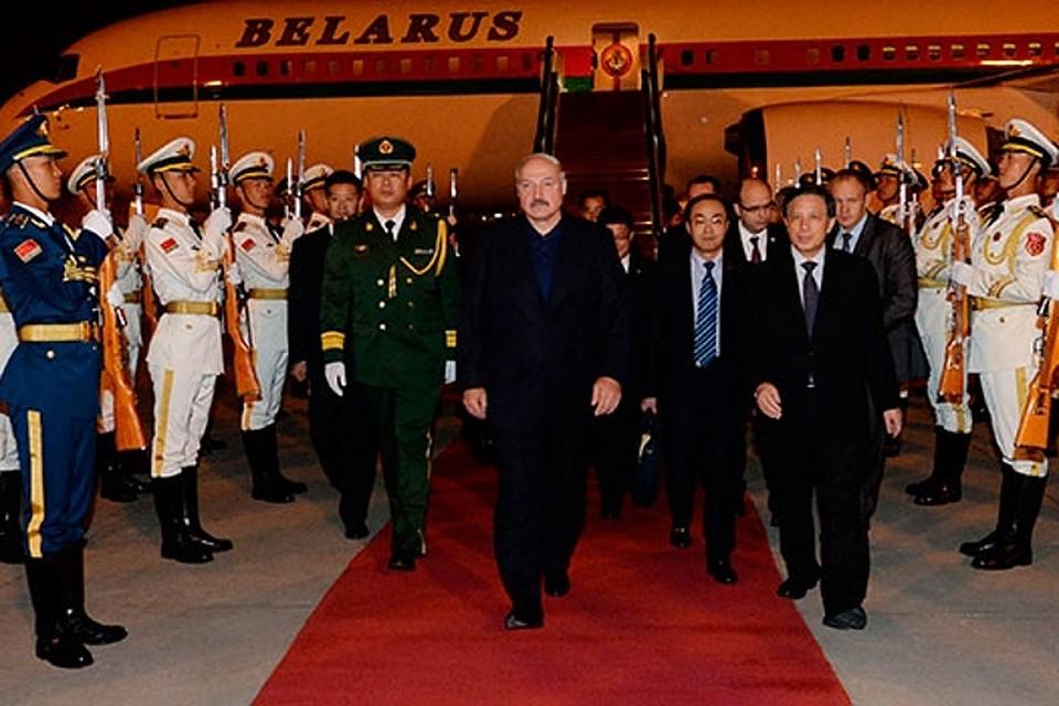 Дружба Белоруссии иКитая корнями уходит в древнюю историю— Лукашенко