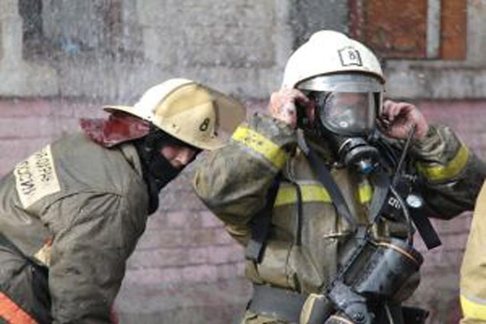 Вночь на11мая вБрянске горела квартира
