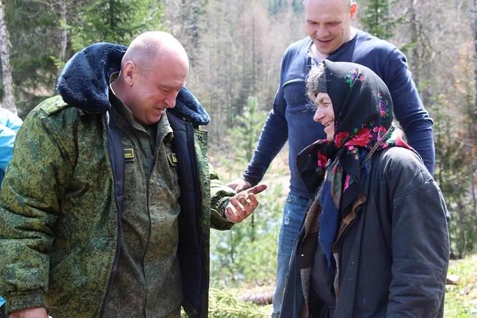 фото: пресс-служба Таштагольского района