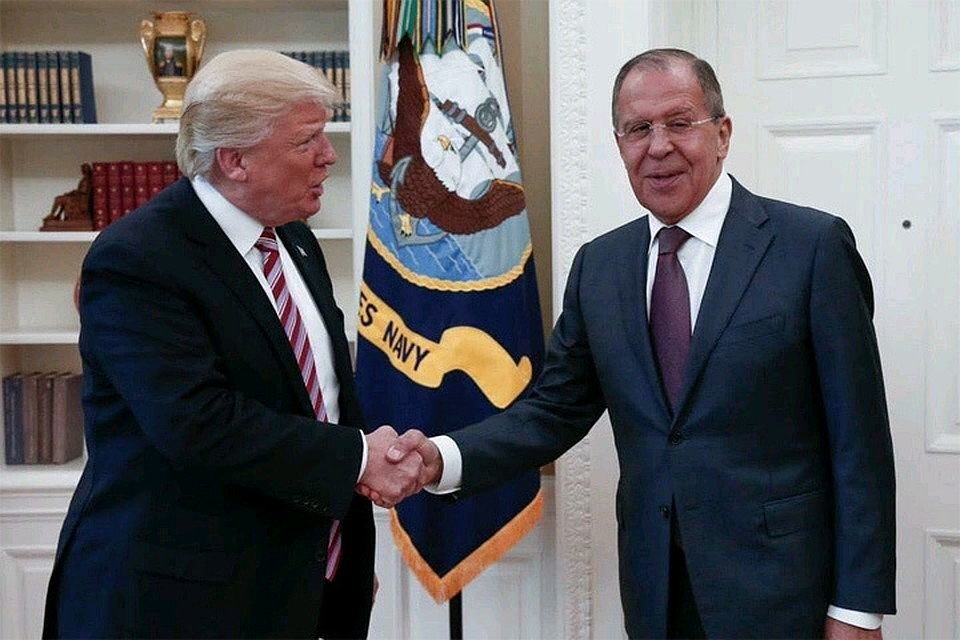 Лавров - после встречи с Трампом: