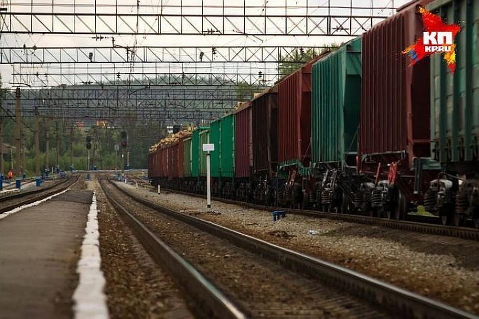 ВНее товарный поезд сбил 16-летнего подростка