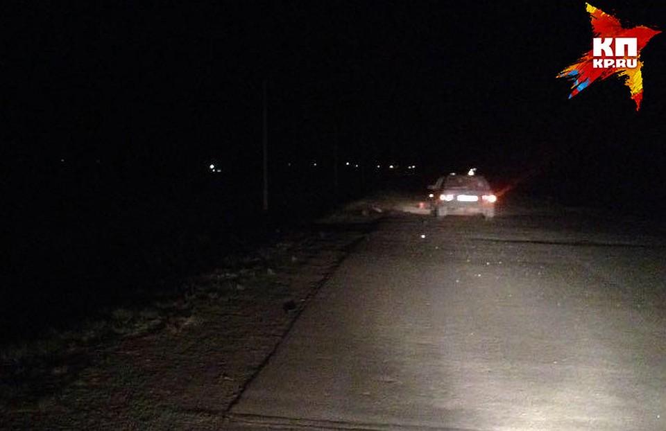 ВБашкирии под колесами автомобиля умер пешеход