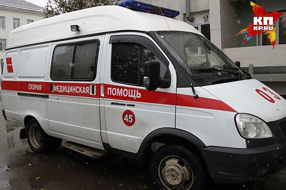 ВПетербурге школьник получил огнестрельное ранение