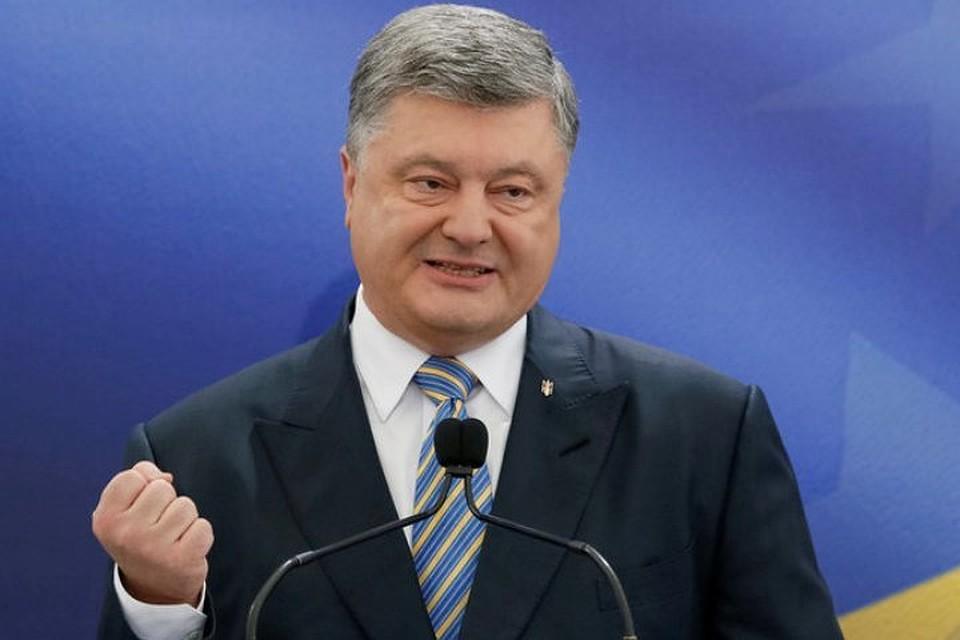 Порошенко попросил руководителя ЕПзапретить евродепутатам ездить вКрым