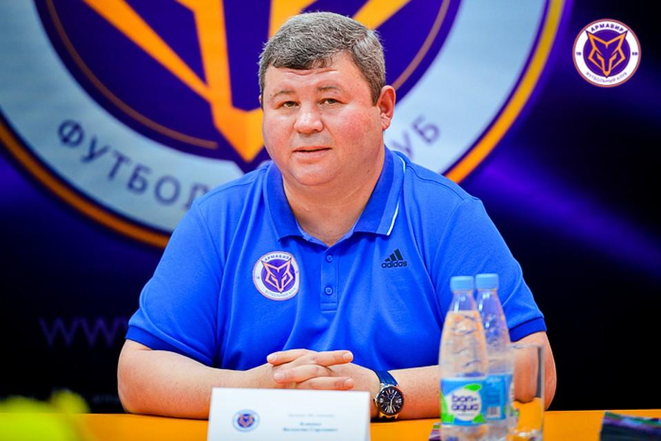 РФС отменил полугодичную дисквалификацию Мязина