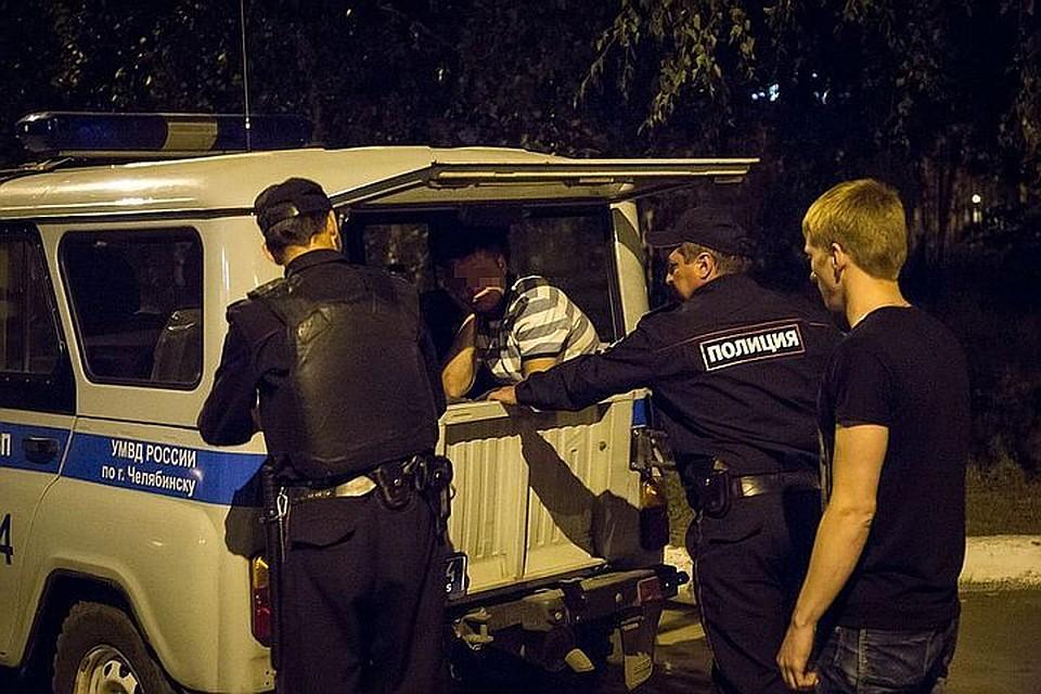 ВЧелябинске задержали гопников, напавших насупружескую пару в«Парковом»