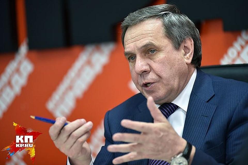 Губернатор Новосибирской области заработал 4,8 млн руб.