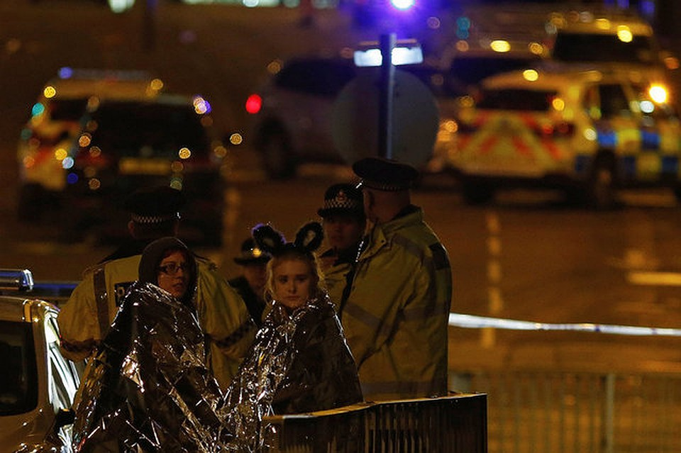 Число пострадавших при взрыве вМанчестере выросло до 59