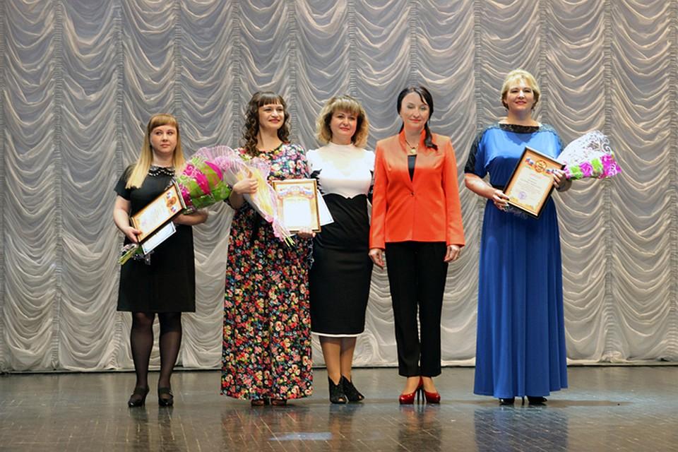 Учителем года-2017 вБрянской области стала Светлана Жучкова