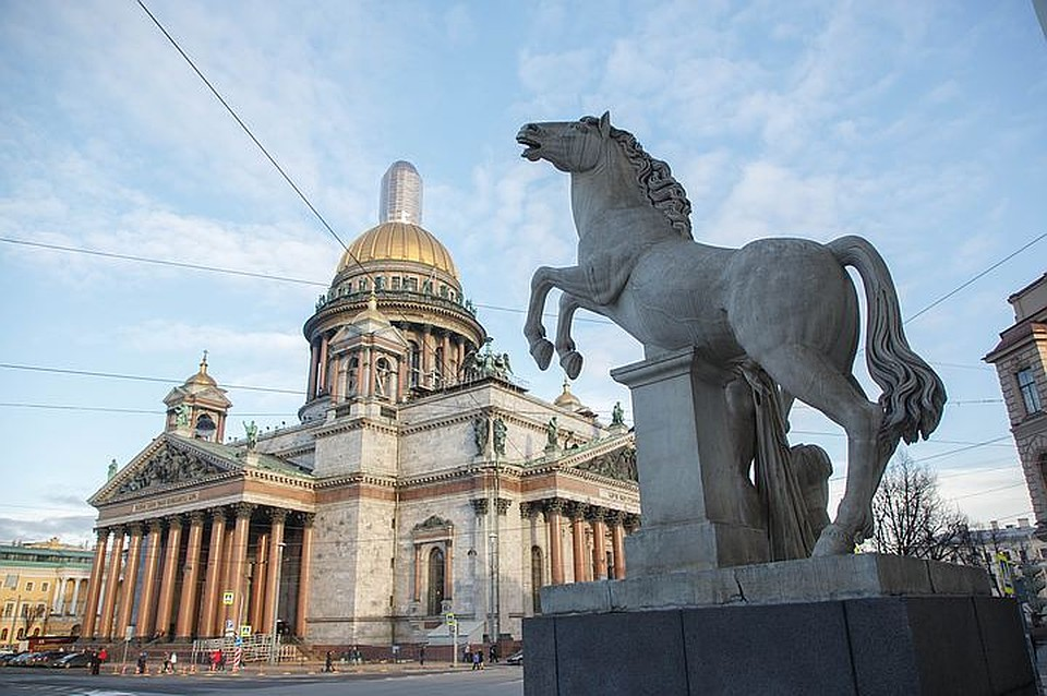 Суд непризнал бездействие парламента Петербурга ввопросе сИсаакием