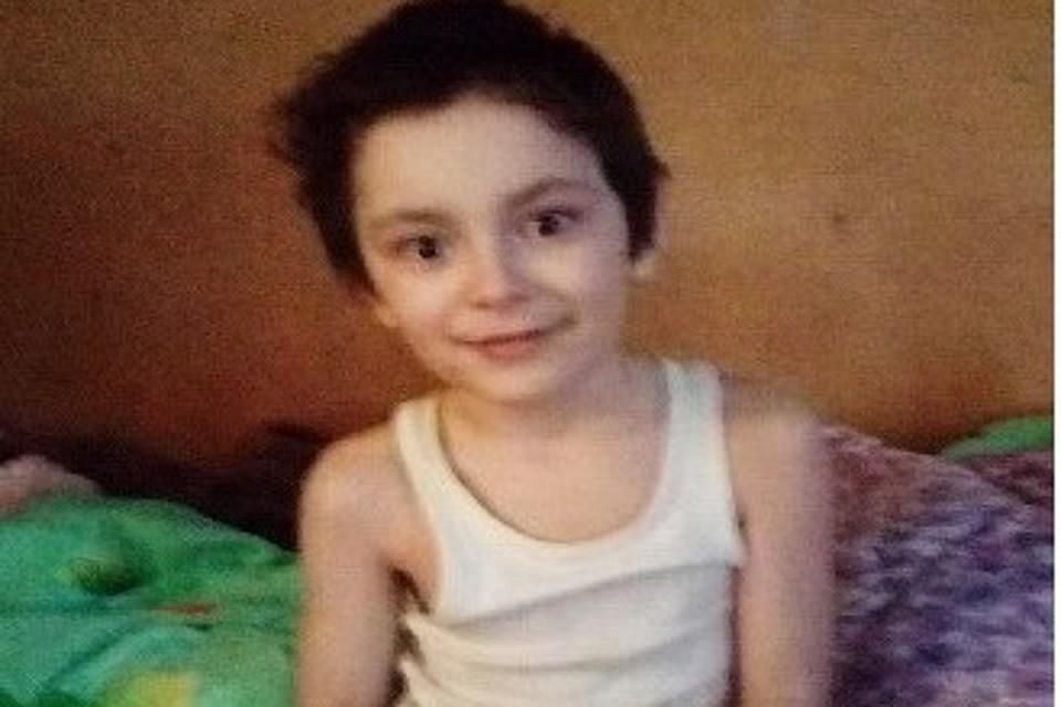 ВКурской области пропал 7-летний парень