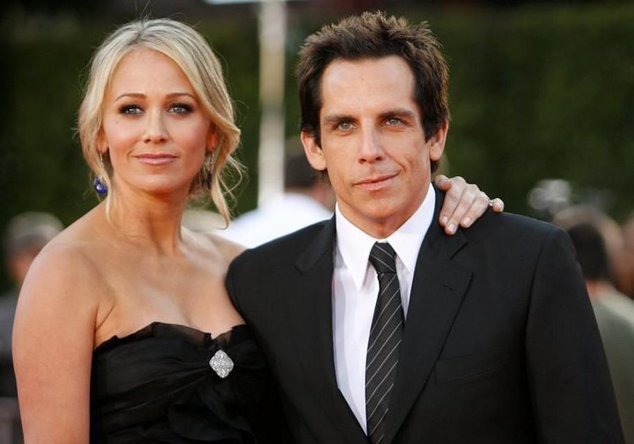 Американский артист Бен Стиллер разводится с супругой