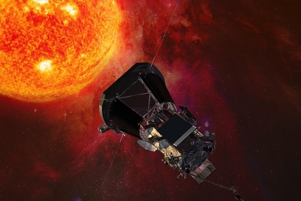 Зонд НАСА полетит кСолнцу в 2018-ом