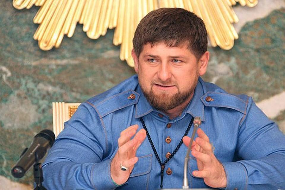 Кадыров рекомендует жителям Чечни неездить вЕвропу