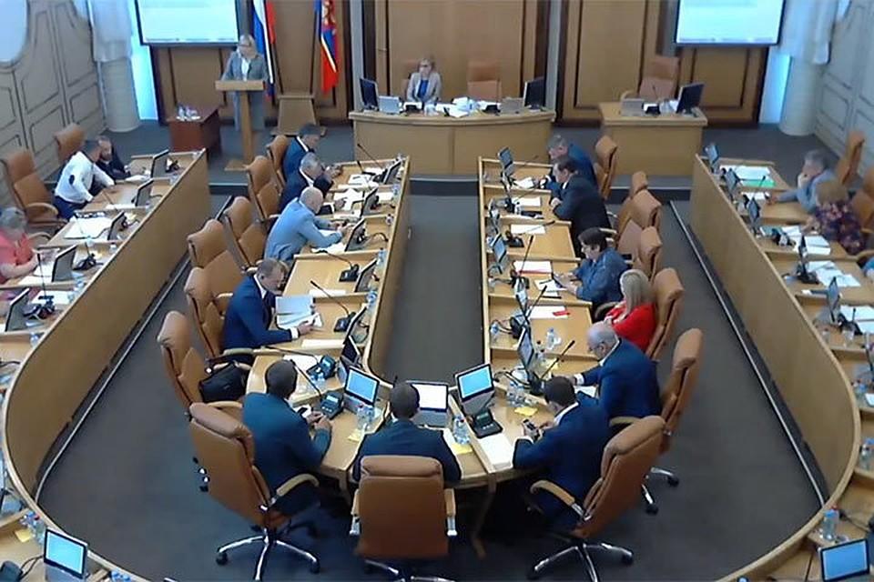 Народные избранники горсовета отказались преждевременно лишать полномочий 17 человек