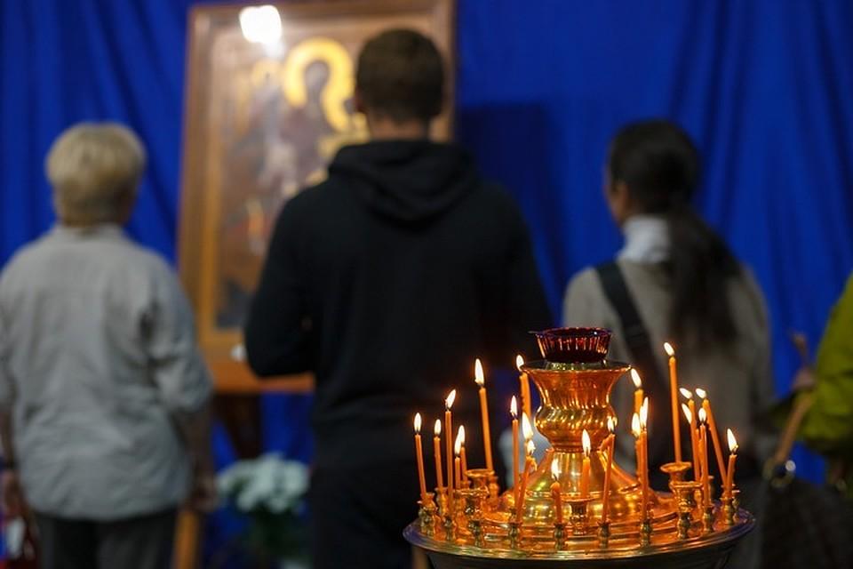 ВКрасноярск привезут Икону счастицей мощей Святой Феклы