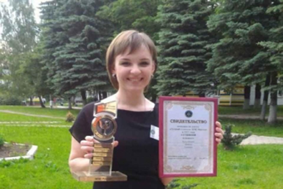 Брянский психолог Наталья Кучерявенкова стала лучшим психологом МЧС РФ