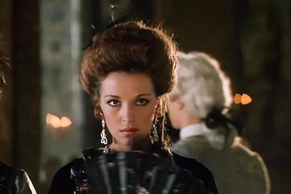 """Именно ей герой Михаила Боярского нежно шептал:""""Анастасия-душа моя!"""""""