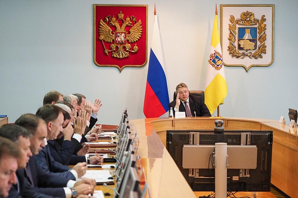 Дороги иобразовательные заведения Ставрополья получат еще 1 млрд руб.