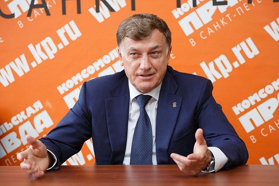 Виктор Сазонов потерял 5 позиций вмедиарейтинге глав Заксобраний