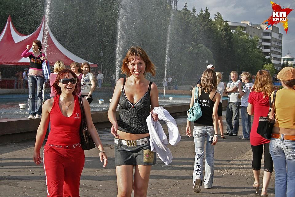 Аномальная жара пришла вАлтайский край