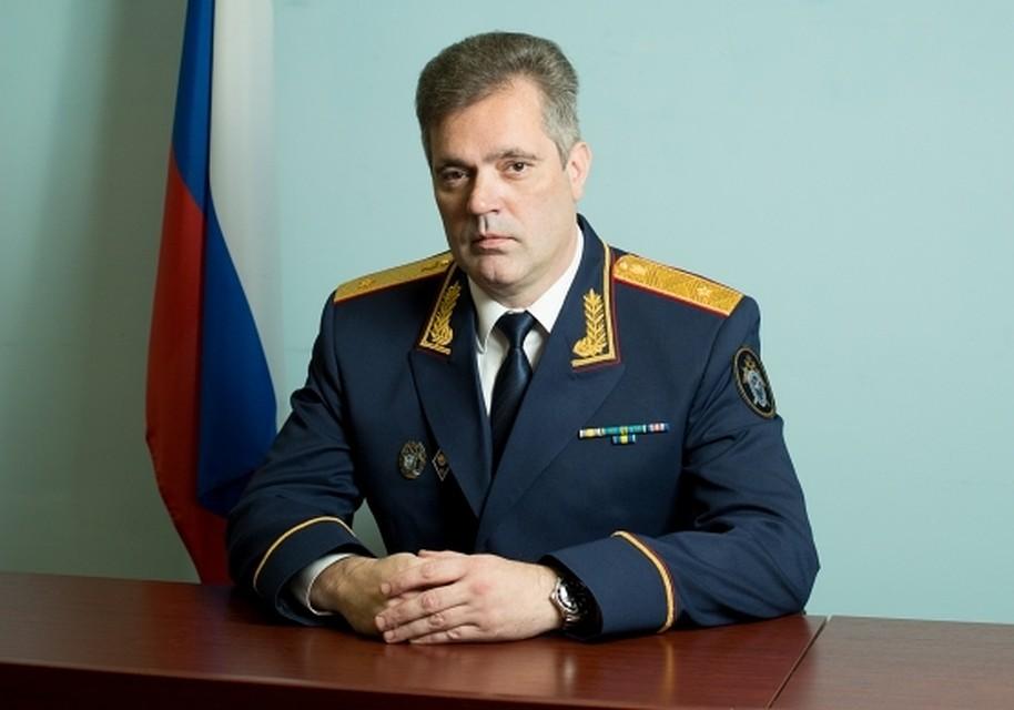 Руководителя СКР поБашкирии Григория Житенева перевели наработу в столицуРФ