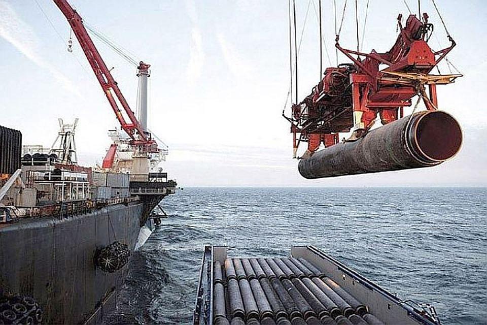 Nord Stream 2 провел консультации сбанками Китая