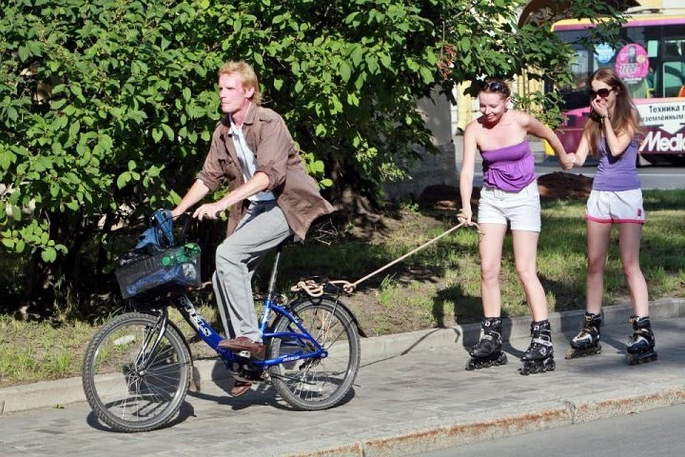 23июня отресторана «Маяк» вВолгограде стартует первая велоэкскурсия