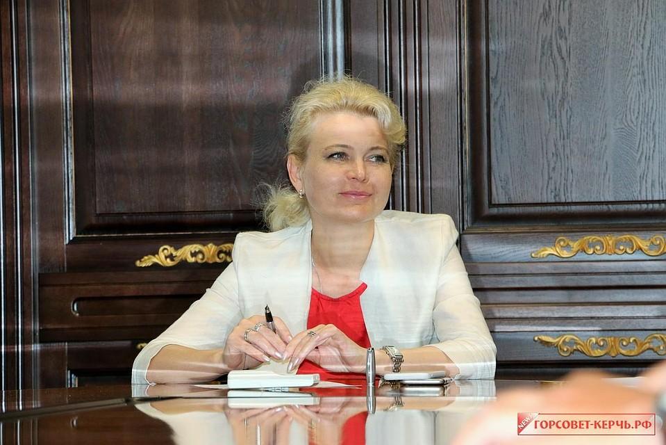 Руководитель горсовета Керчи подала вотставку