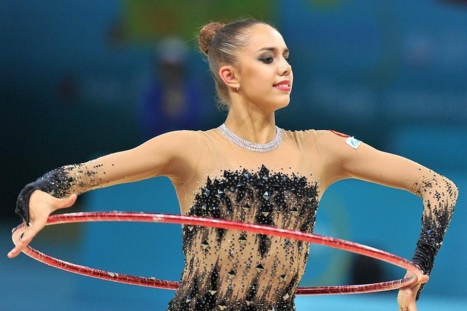Гимнастка Мамун пошутила, что готова упражнять сборную Российской Федерации пофутболу