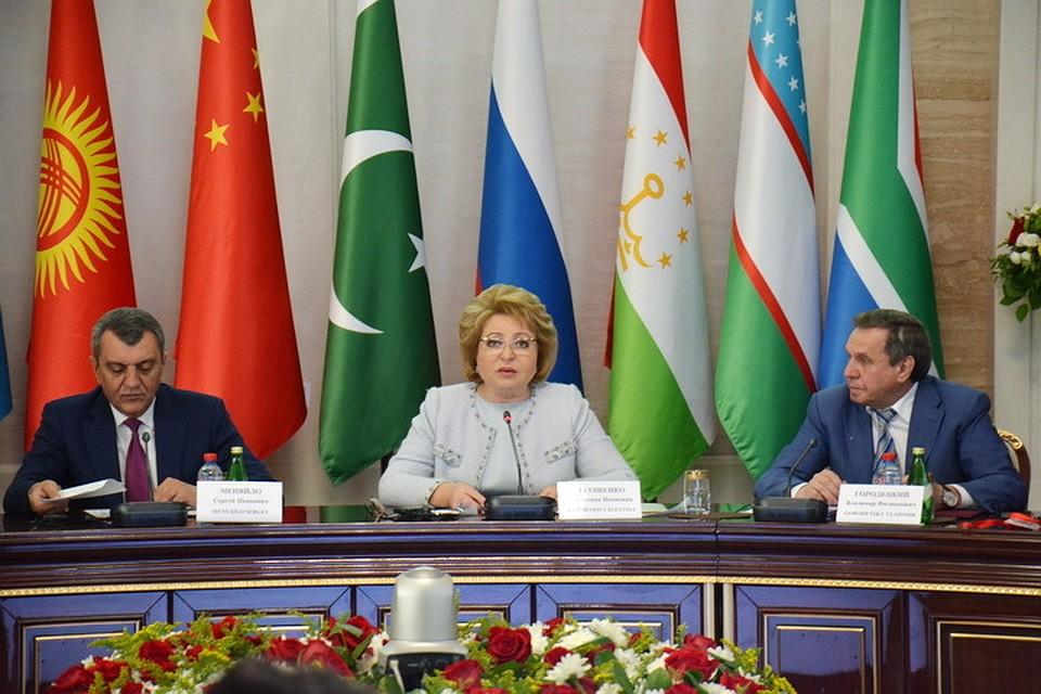 Председатель Совета Федерации Валентина Матвиенко прокомментировала ситуацию с решением о приостановке выплаты взносов в Совет Европы