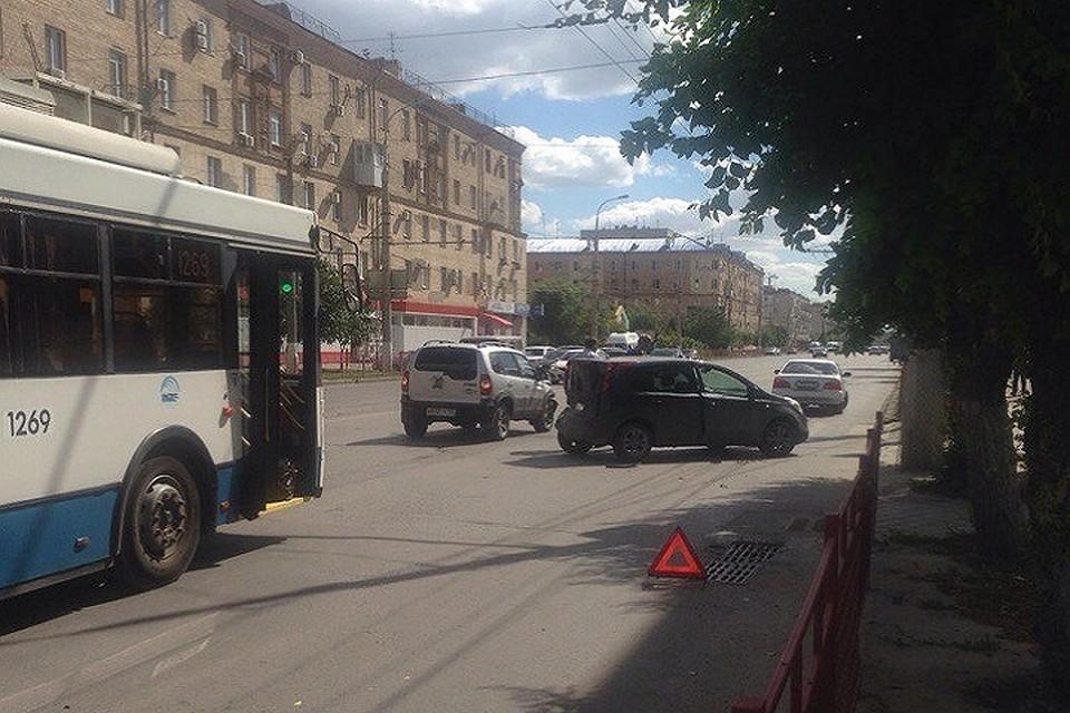 Отключенная вода раньше доэтого времени вернулась вжителям Волгограда