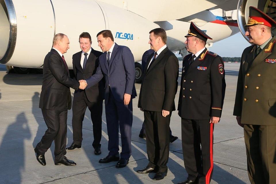 В.Путина возмутила «борзота» неплатящего жалованье руководителя Нижнетагильского завода