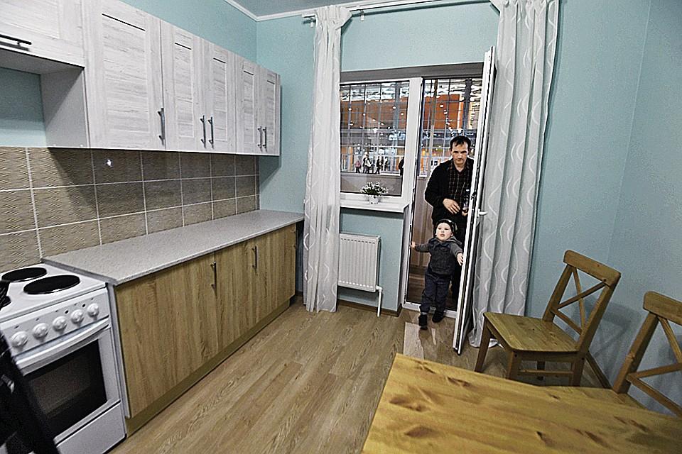 Неменее 30 тыс. человек пришли вшоу-рум программы реновации в столице России
