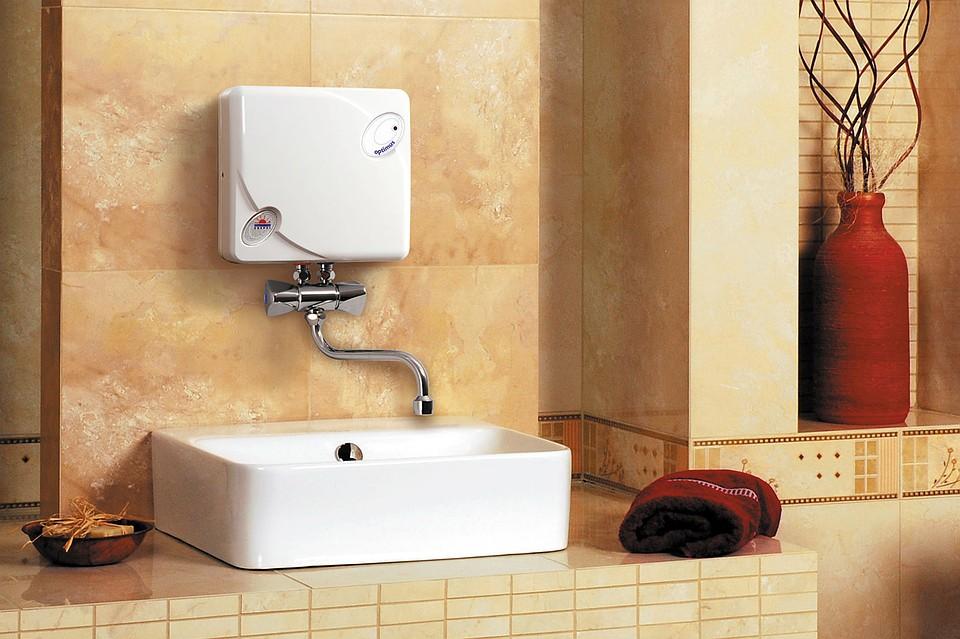 Как установить газовый проточный водонагреватель