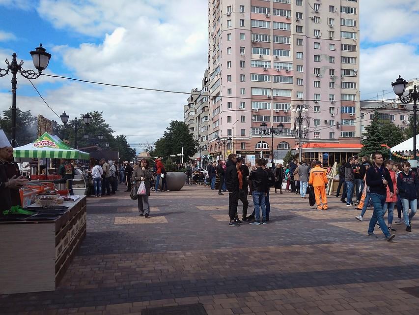 Русский Гидрометцентр предсказывает вКрасноярске дождливые выходные