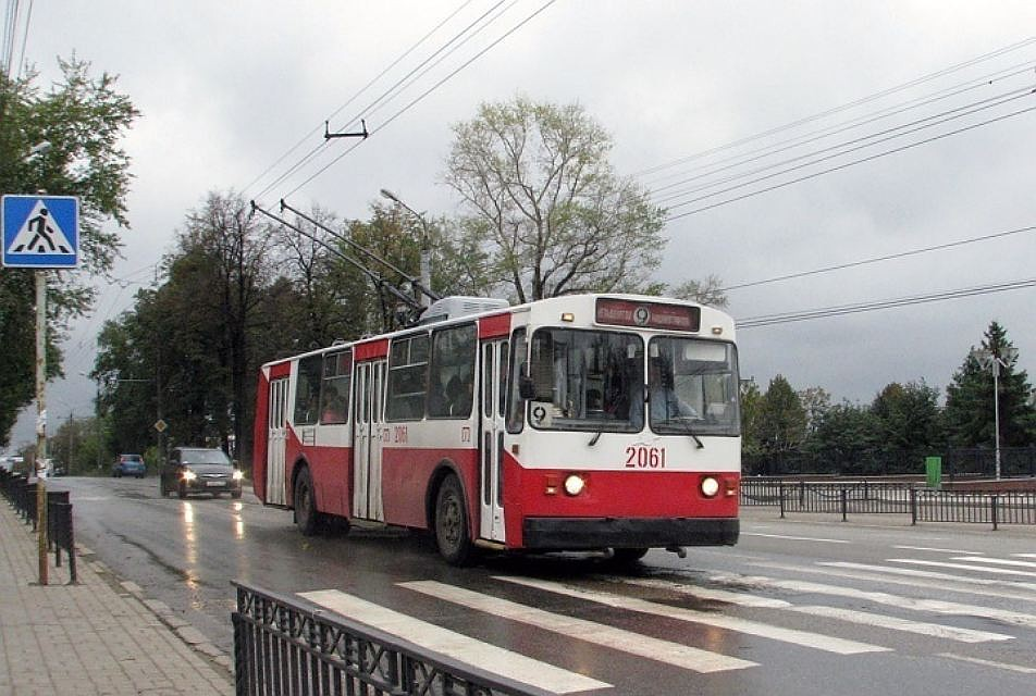 Движение троллейбусов 6 и9 маршрутов временно закроют вИжевске