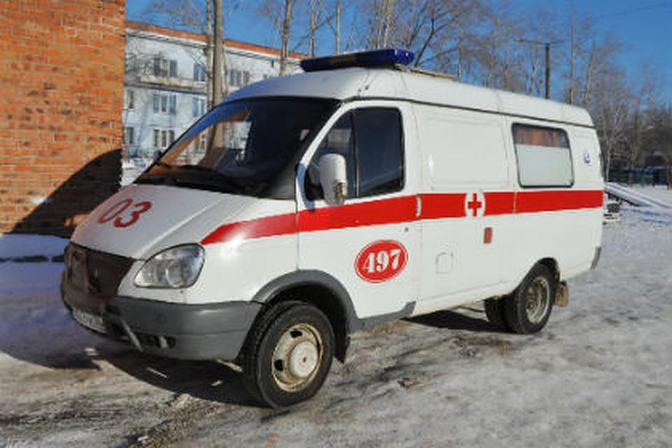 Изокна вОмске выпал 6-летний парень
