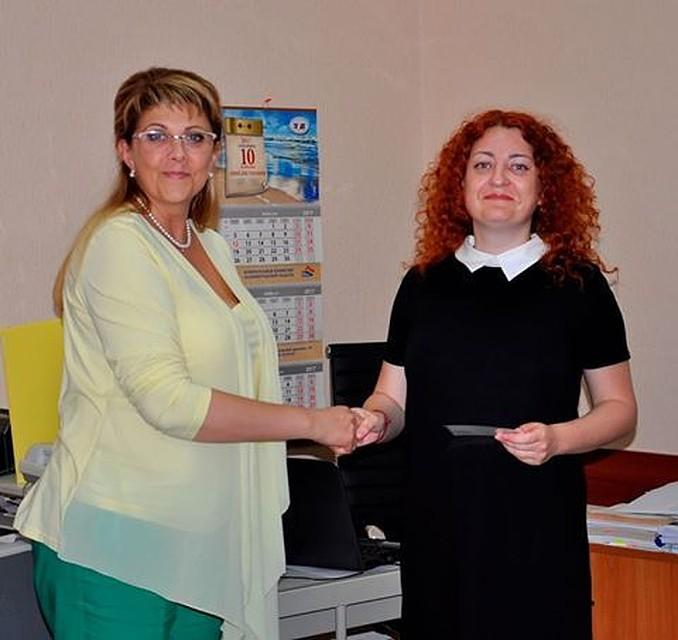 Екатерина Тимофеева зарегистрирована напост руководителя Калининградской области