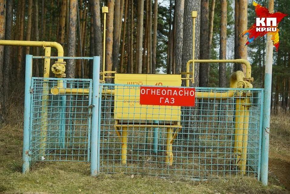 ВСвердловской области произошла разгерметизация газопровода