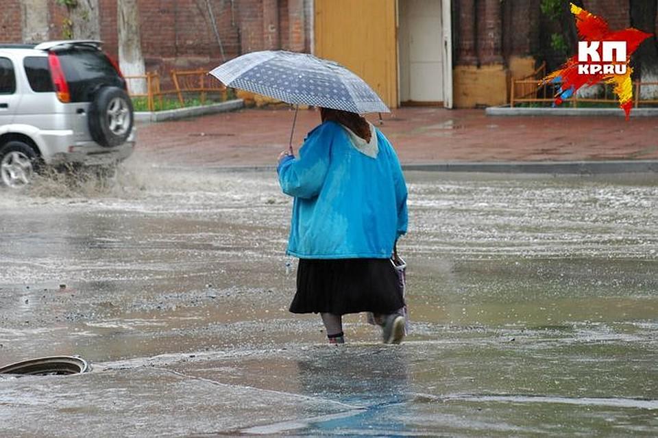 На28июля метеорологи объявили новосибирцам штормовое предупреждение