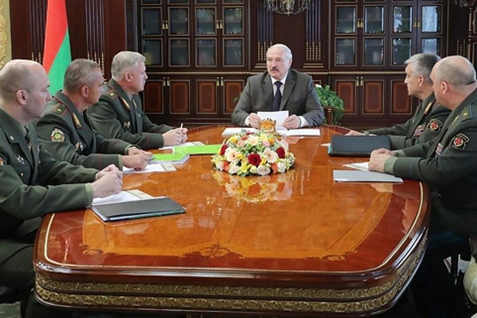 Учения «Запад-2017» носят оборонительный характер— Лукашенко