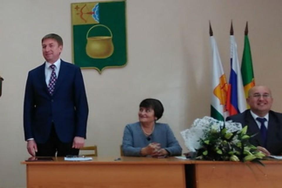 Руководитель Котельнича подал вотставку