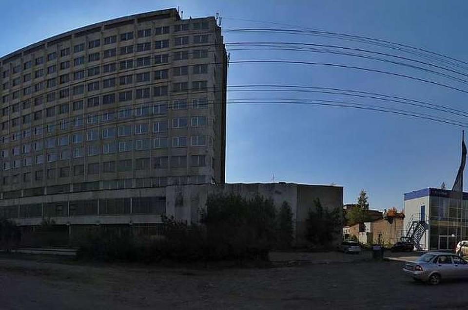В помещении инженерного корпуса вИжевске планируют открыть технопарк либо бизнес-центр