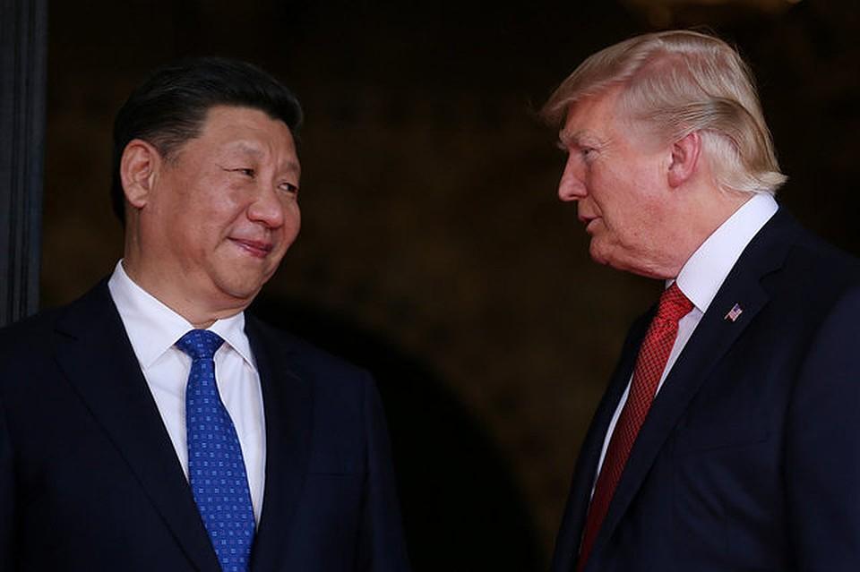 КНР  ничего неделает для решения проблемы КНДР— Трамп