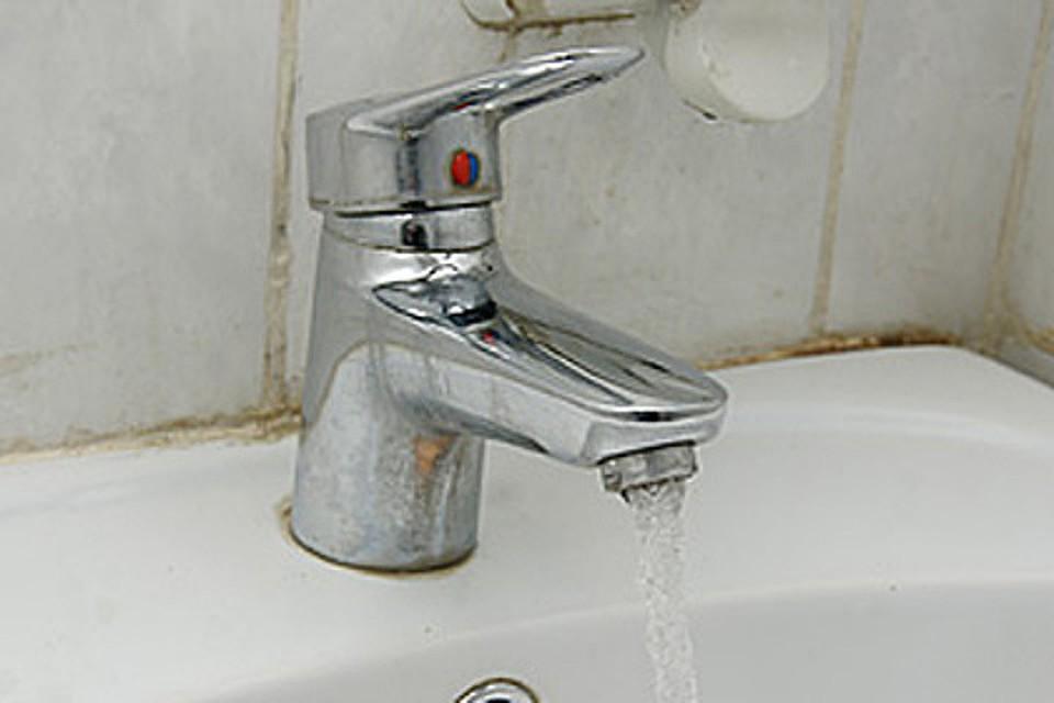 Вчетверг, 3августа, два округа Курска останутся без холодной воды