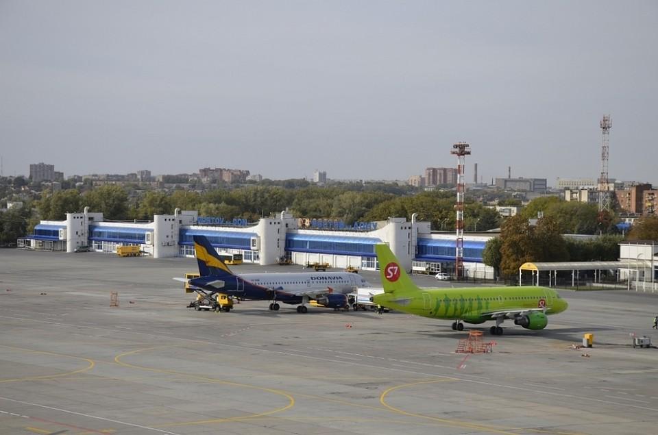 Ростовский аэропорт вошел вТОП-10 аэропортов РФ