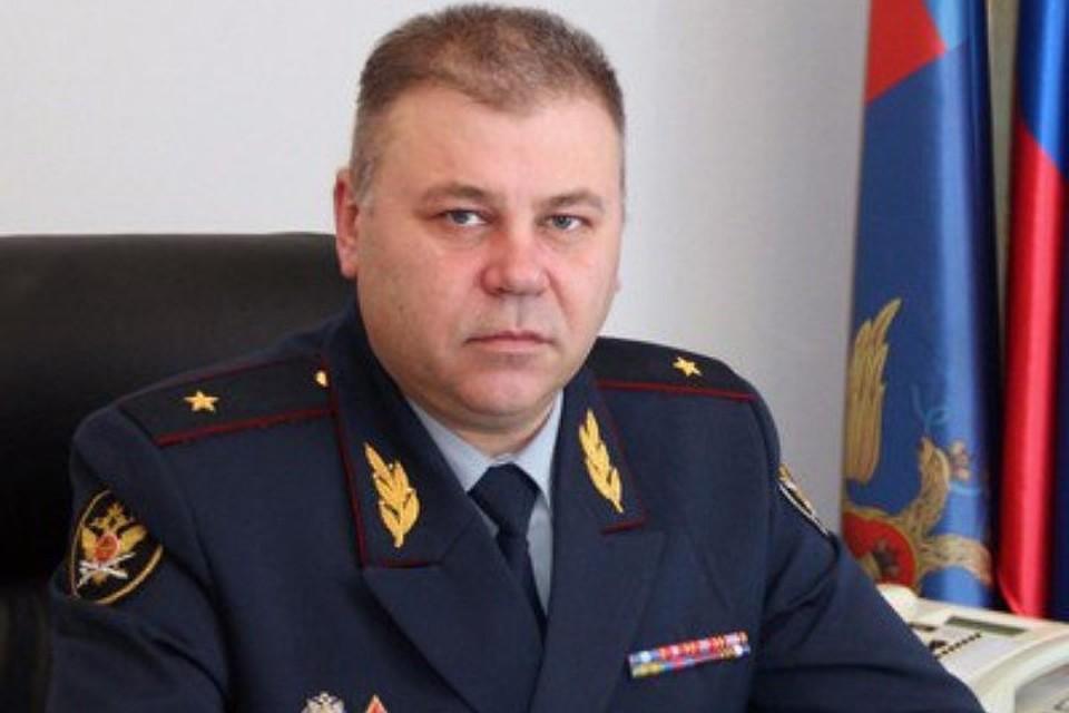 Начальника ГУФСИН поКузбассу подозревали вполучении крупной взятки