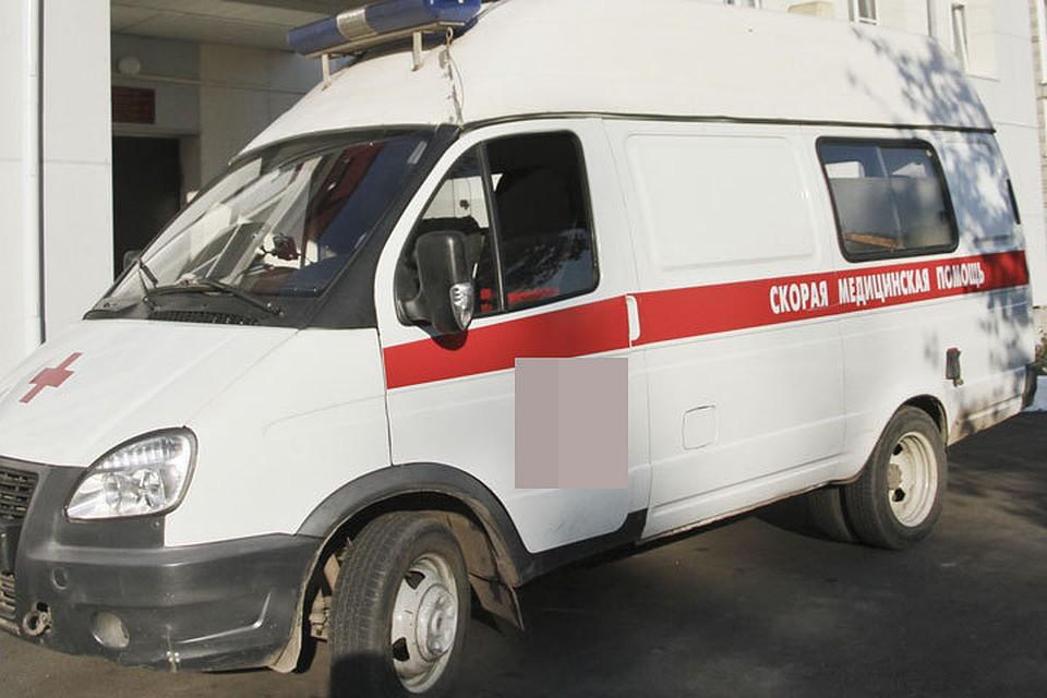 ВВоронежской области ребенок умер натрассе вДТП