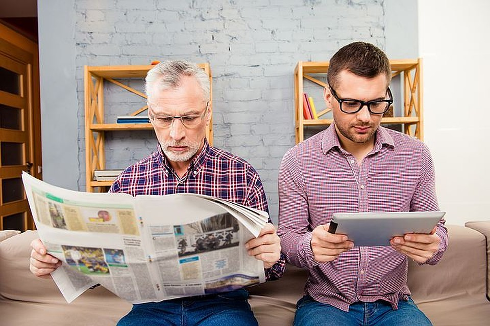 Петербуржцы покупают электронные книги в40 раз чаще бумажных